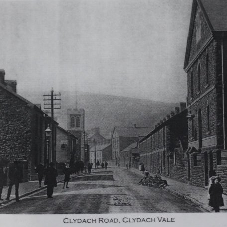Clydach Road, Clydach Vale c 1900: Image 5